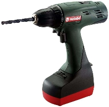 Cordless Drill/Driver recharges in 30 minutes.