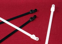 Cable Ties feature screw mount design.