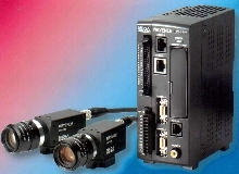 Machine Vision System uses 2 megapixel CCD camera.