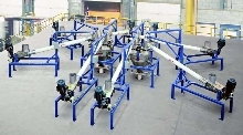 Weigh Batching System is designed for low headroom areas.