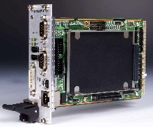 CPU Card suits industrial applications.