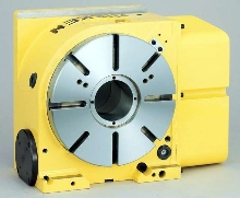 Rotary Table features carbide worm system.