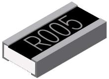 Current Sense Resistor handles 3 W at 70°C.