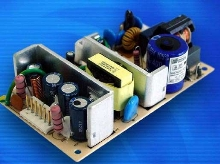Open Frame Power Supply provides 75 W.