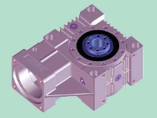Servo Worm Reducers offer 4 levels of precision.