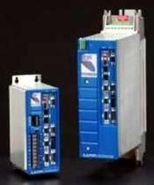 Motion Controller links up to 16 servo amplifiers.