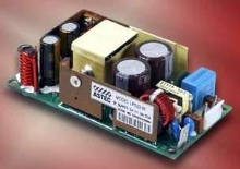 Switching Power Supply Series has 2 x 4 in footprint.