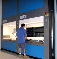 Vertical Lift Modules promotes access to stored items.
