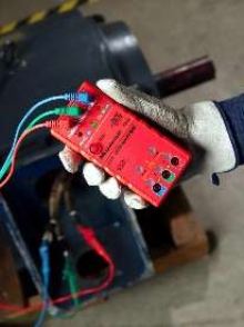 Phase Sequence/Motor Rotation Tester provides 3 functions.