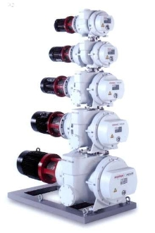 Magnetically Coupled Root Pumps are maintenance-free.