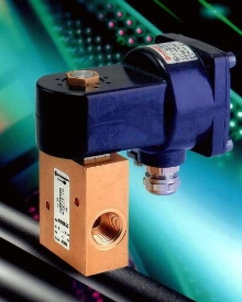 Solenoid Valves suit chemical and processing industries.