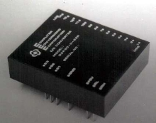 Digital-to-Synchro Converters require +5 Vdc input power.