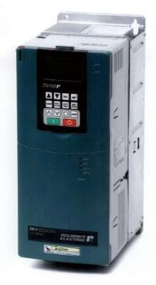 Multipurpose AC Drive features zero-stacking design.