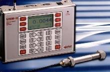 Ultrasonic Bolt Meter provides measurement stability.
