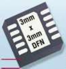 Linear Regulator operates at low input voltages.