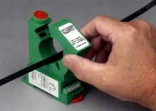 Current Transducers offer 0-5 Vdc or 4-20 mAdc output.