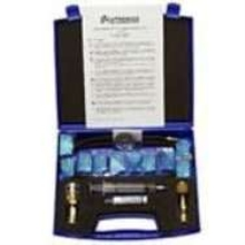 Sealant Detection Kit prevents damage to recovery equipment.