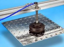 Foam Seal Vacuum Cups handle treadplate and rough surfaces.