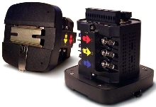 Digital AC Power Transducer offers RS485 communication.