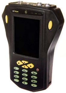 Data Collector has intrinsically safe design.