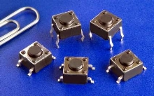 Lead-Free Tactile Switches meet RoHS directive.