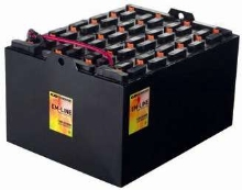 Vehicle Battery is suited for motive power applications.
