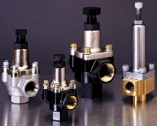 Sealless Diaphragm Valves suit heavy-duty applications.