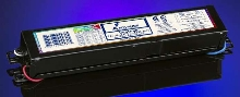 Electronic Ballasts operate 1-4 low-wattage T8 lamps.