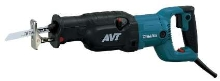 Reciprocating Saws feature anti-vibration technology.