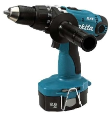 Cordless Drills feature 3-speed transmission.