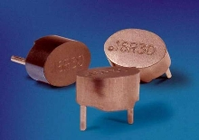 Inductors feature self-shielding, molded design.