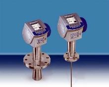 Transmitters provide radar-based level measurement.