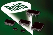 Thin Film Resistor Networks offer RoHS compliance.