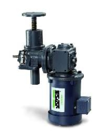 Self-Contained Actuators can power entire jacking system.