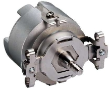 Motor Feedback System features 3-stage gearbox design.