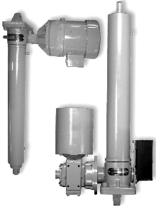 Actuator can be configured to application requirements.