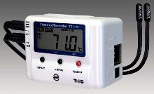 Data Loggers suit remote monitoring applications.