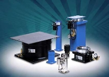 Vibration Isolation Mounts suit OEM applications.