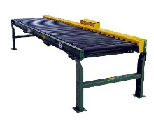 Live Roller Conveyor suits oily environments.