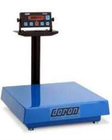 Bench Scales offer capacities from 100-1,000 lb.