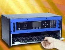 Signal Conditioner/Amplifier accepts high level signals.