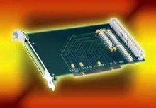 Carrier Card supports 32-bit, 66 MHz PCI interface.
