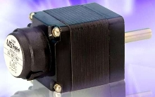 Step Motor is designed for limited space applications.