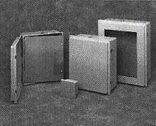 Fiberglass Cabinets meet NEMA requirements.