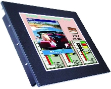 Touchpanel equips machine operators with Windows CE tools.