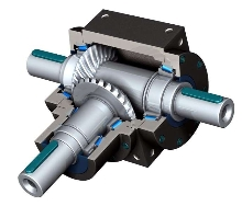 Gearboxes provide torque from 25-5,200 Nm.