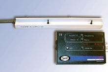 Static Eliminator combines power controller and ionizer.