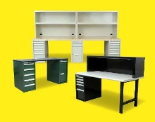Workstation targets electronic and assembly technicians.