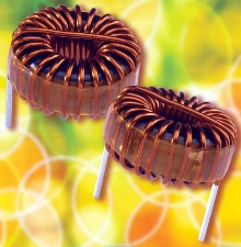 Wirewound Coil Inductors withstand temperatures to 200