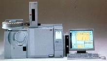 GC/MS System operates in scan and SIM modes.